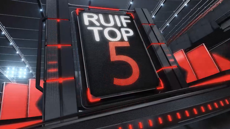 RUIF Top 5: De openingsceremonie